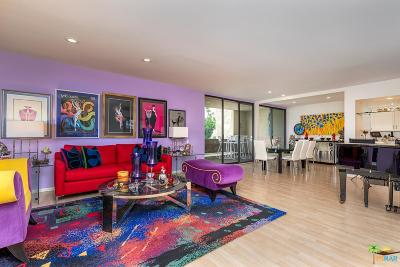 Palm Springs Condo/Townhouse Active Under Contract: 2424 East Palm Canyon Drive #2A