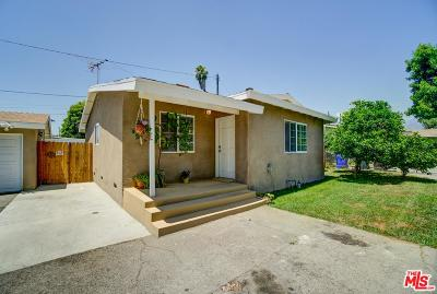 San Gabriel Single Family Home For Sale: 8735 Greenwood Avenue