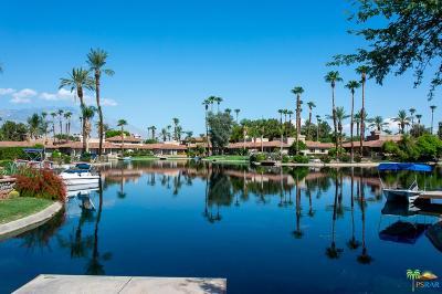 Rancho Mirage Condo/Townhouse For Sale: 136 Lake Shore Drive