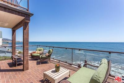 Malibu Single Family Home For Sale: 24134 Malibu Road