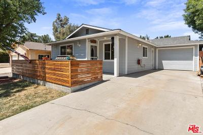 Paso Robles Single Family Home For Sale: 2639 Chaparral Lane