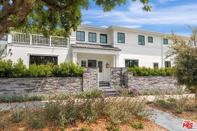Santa Monica (C14) Single Family Home For Sale: 808 San Vicente Blvd