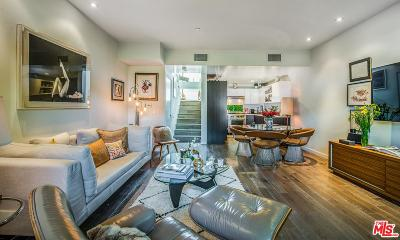 West Hollywood Condo/Townhouse Active Under Contract: 944 North Stanley Avenue #3
