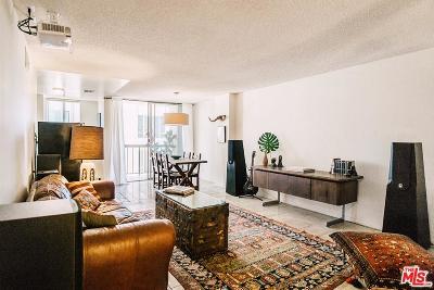 Los Angeles Condo/Townhouse Active Under Contract