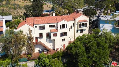 Single Family Home For Sale: 2831 Hollyridge Drive