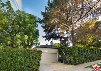 West Hollywood Single Family Home For Sale: 9006 Phyllis Avenue