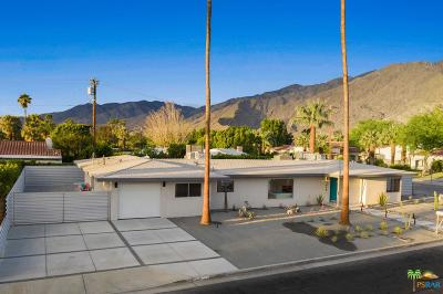 Palm Springs Single Family Home For Sale: 1015 East Buena Vista Drive
