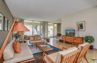 Palm Springs Single Family Home For Sale: 108 Desert Lakes Drive
