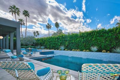 Palm Springs Single Family Home For Sale: 2153 South Caliente Drive