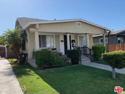 Single Family Home For Sale: 5739 3rd Avenue