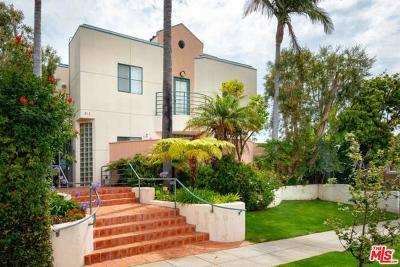 Santa Monica Condo/Townhouse Active Under Contract: 913 18th Street #2
