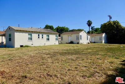 Los Angeles County Residential Income For Sale: 1920 Barry Avenue