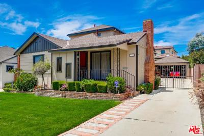 Single Family Home For Sale: 7315 West 82nd Street