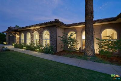 Palm Springs Single Family Home For Sale: 333 East Valmonte Sur