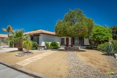 Cathedral City Single Family Home Active Under Contract: 69902 Rochester Road
