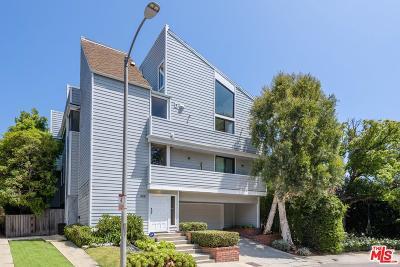 Pacific Palisades Condo/Townhouse For Sale: 688 Bienveneda Avenue #2