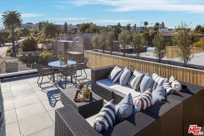Santa Monica Condo/Townhouse For Sale: 3214 Highland Avenue #3