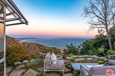 Los Angeles County Single Family Home For Sale: 4284 Avenida De La Encinal