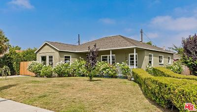 Culver City Single Family Home For Sale: 11809 Juniette Street