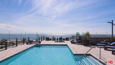 Santa Monica Condo/Townhouse For Sale: 1755 Ocean Avenue #403