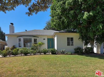 Glendale Single Family Home For Sale: 728 Burchett Street