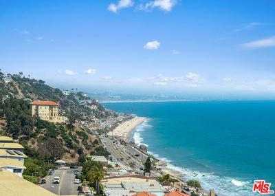Malibu Condo/Townhouse For Sale: 18219 Coastline Drive #8