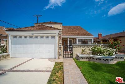 View Park Single Family Home For Sale: 5241 Angeles Vista