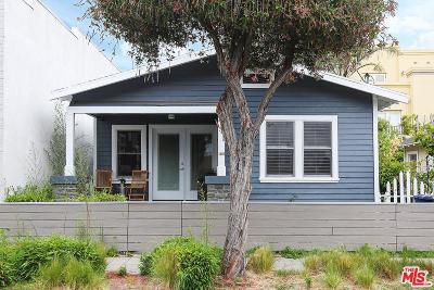 Santa Monica Single Family Home For Sale: 1415 23rd Street