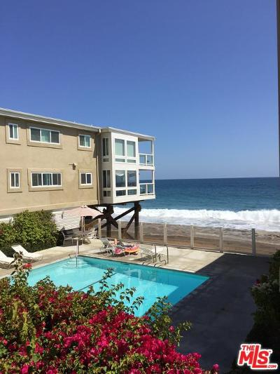 Malibu Condo/Townhouse For Sale: 22626 Pacific Coast Highway #8