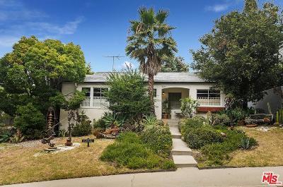 Santa Monica Single Family Home Active Under Contract: 1601 Ashland Avenue