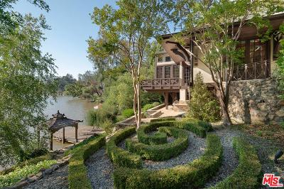 Agoura Hills Single Family Home For Sale: 2021 Lakeshore Drive