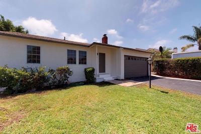 Single Family Home For Sale: 8837 De Haviland