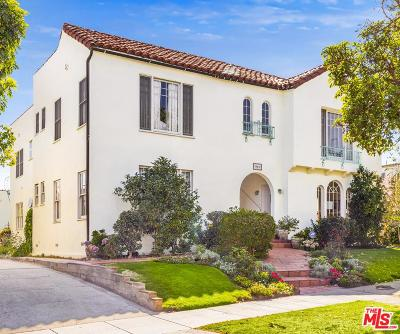 Santa Monica Condo/Townhouse Active Under Contract: 948 16th Street #A