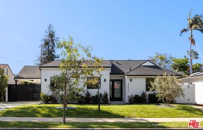 Los Angeles Single Family Home Active Under Contract: 11411 Biona Drive
