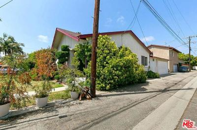 Residential Income For Sale: 1720 Penmar Avenue