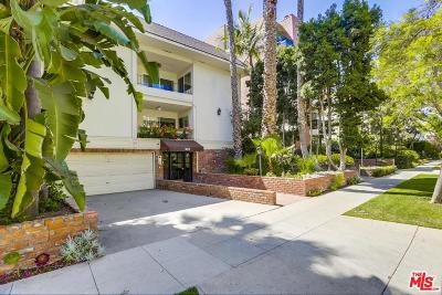 Condo/Townhouse For Sale: 321 North Palm 3 Drive #3