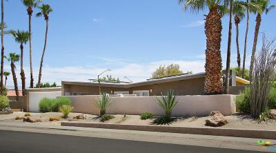 Palm Springs Single Family Home For Sale: 690 North Monterey Road