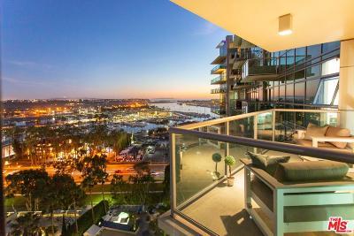 Marina Del Rey Condo/Townhouse For Sale: 13700 Marina Pointe Drive #1629