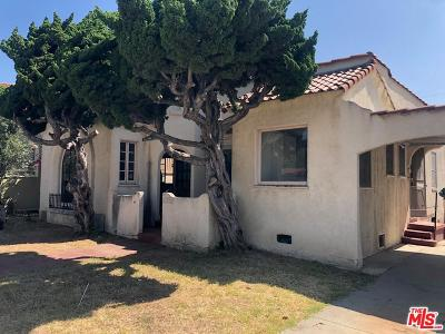 Long Beach Single Family Home Active Under Contract: 248 Mira Mar Avenue