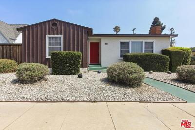 Los Angeles Single Family Home For Sale: 8901 West 25th Street