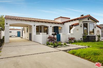 Single Family Home For Sale: 7417 Naylor Avenue