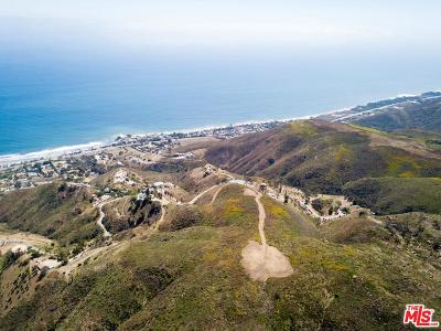 Malibu Residential Lots & Land For Sale: 31537 Anacapa View Drive