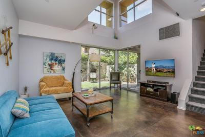 Palm Springs Condo/Townhouse Active Under Contract: 3555 Sunburst Boulevard