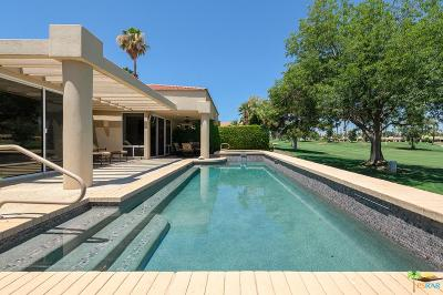 Indian Wells Single Family Home Active Under Contract: 75720 Vista Del Rey