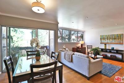 Culver City CA Condo/Townhouse Active Under Contract: $599,000