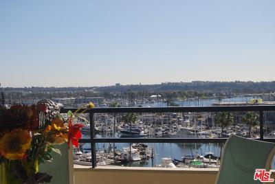 Marina Del Rey Rental For Rent: 4314 Marina City Drive #424