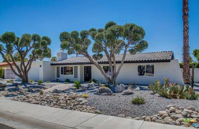 Palm Springs Single Family Home For Sale: 2841 East Vincentia Road