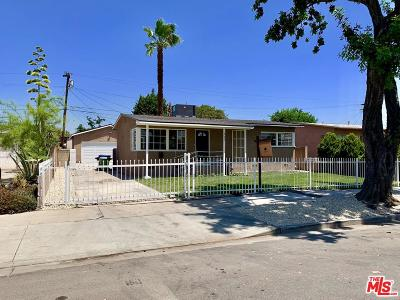 Los Angeles Single Family Home Active Under Contract: 723 East 103rd Place