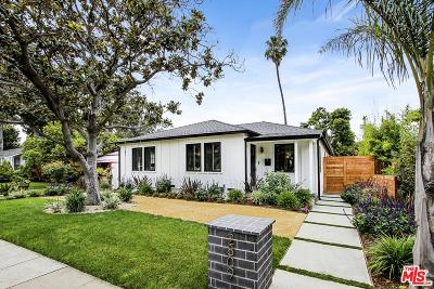 Santa Monica Single Family Home For Sale: 2809 Virginia Avenue