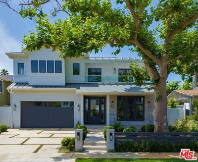 Pacific Palisades Single Family Home For Sale: 531 Arbramar Avenue